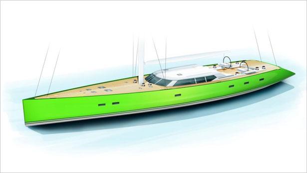 Vitters 33m luxury sailing yacht INOUI