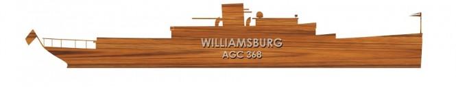 WILLIAMSBURG superyacht refit project