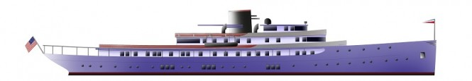 WILLIAMSBURG yacht refit project