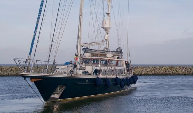36m Jongert superyacht Tamer II