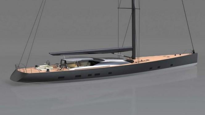 46m Vitters superyacht Ganesha (Hull 3067)