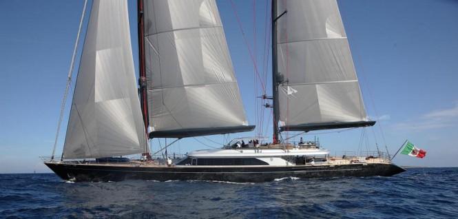 60m Perini Navi superyacht Seahawk (hull C.2193)