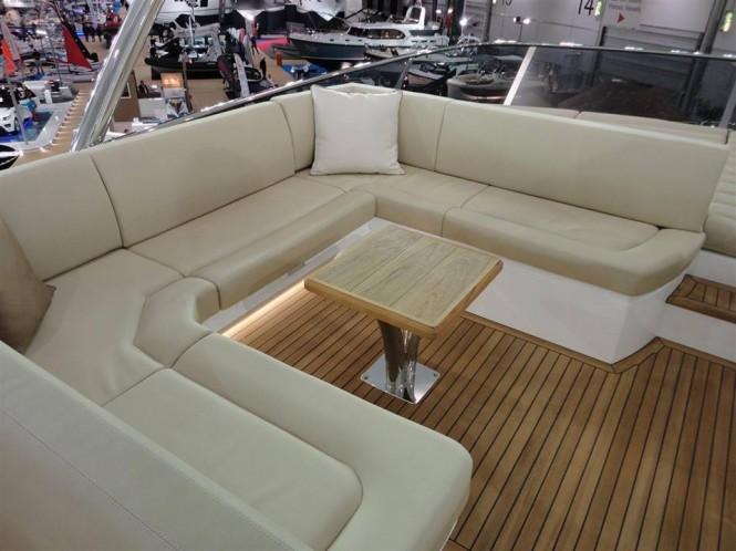 Aboard Sunseeker 75 Yacht
