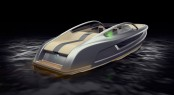 Fairline eSprit mega yacht tender concept unveiled at the 2014 London Boat Show