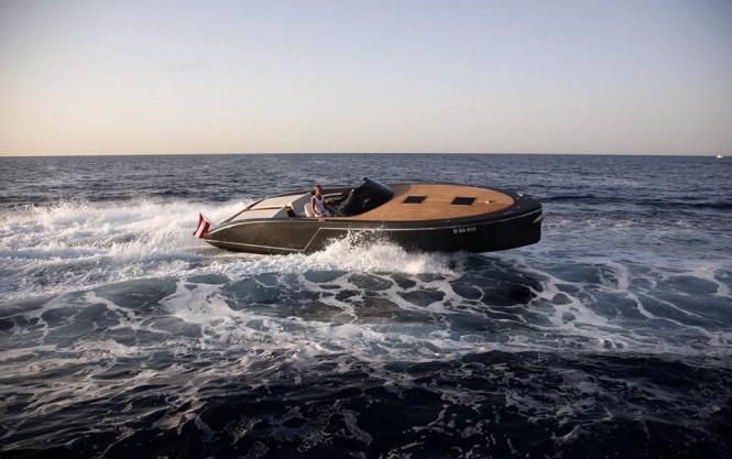 Frauscher 1017 GT superyacht tender