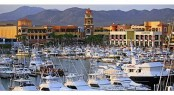 IGY's Marina Cabo San Lucas positioned in the lovely yacht charter destination - Mexico