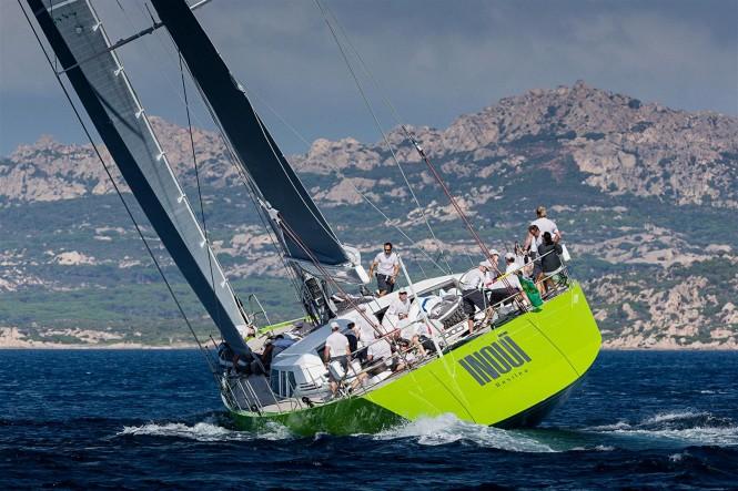 Inoui superyacht - aft view - Photo by Carlo Baroncini