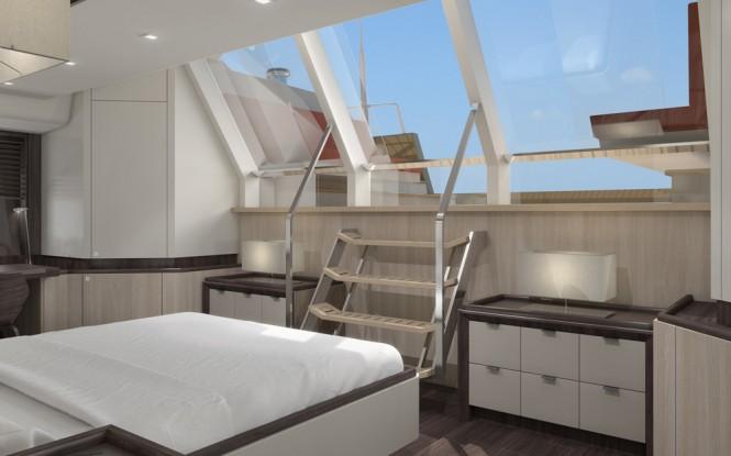 Jongert superyacht 3200P - Owners cabin