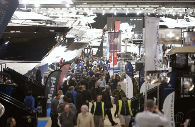 London Boat Show 2014 - Photo credit to onEdition