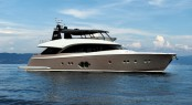 Luxury motor yacht MCY 86 by Monte Carlo Yachts