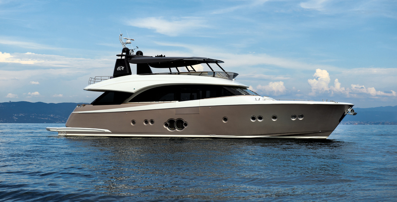 Luxury Motor Yacht Mcy 86 By Monte Carlo Yachts Yacht