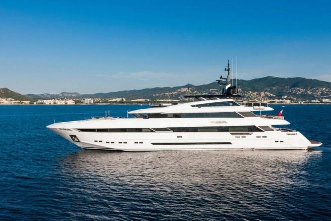 Luxury superyacht Param Jamuna IV - Copyright- Alberto Cocchi