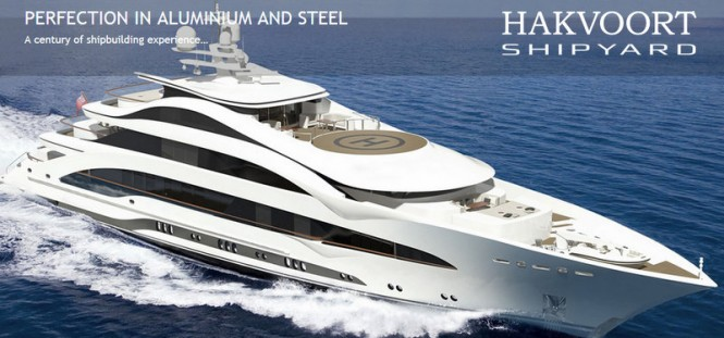 New website launched by Hakvoort Shipyard