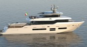 Oceanic - Canados 90' superyacht Hull no. 1