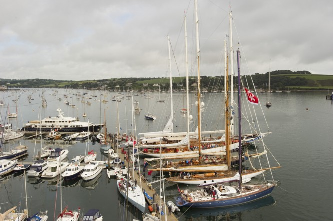 Pendennis Cup 2012 - Image by Nick Bailey