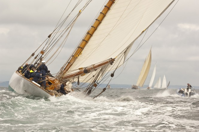 Pendennis Cup 2012 - Image credit to Nick Bailey