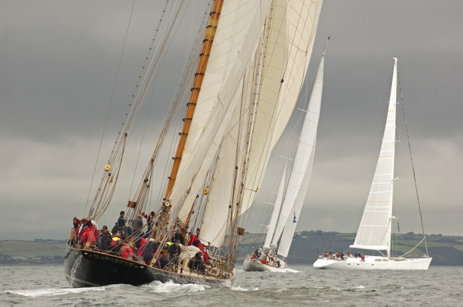 Pendennis Cup 2012 - Photo by Nick Bailey
