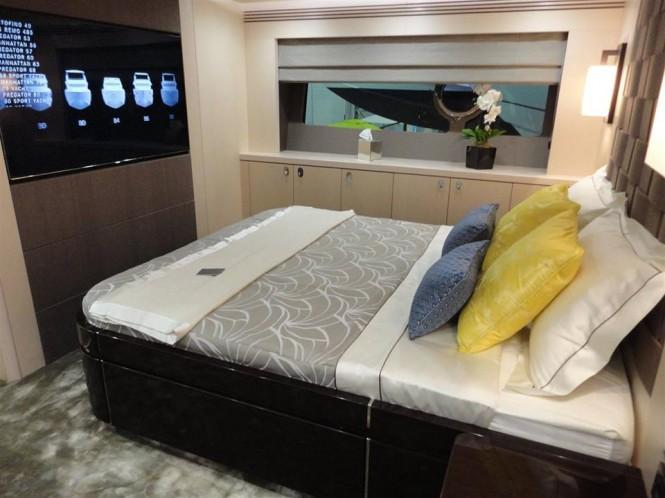 Sunseeker 75 Yacht - Cabin