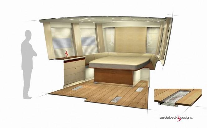 Superyacht Bd80 - Master Cabin