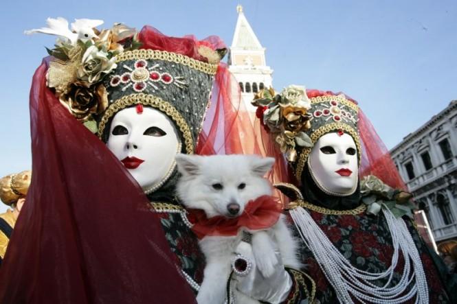 Venice Carnival 2013 - Image credit to Venice Carnival