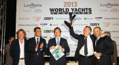 World Yachts Trophy 2013 for Cantiere delle Marche
