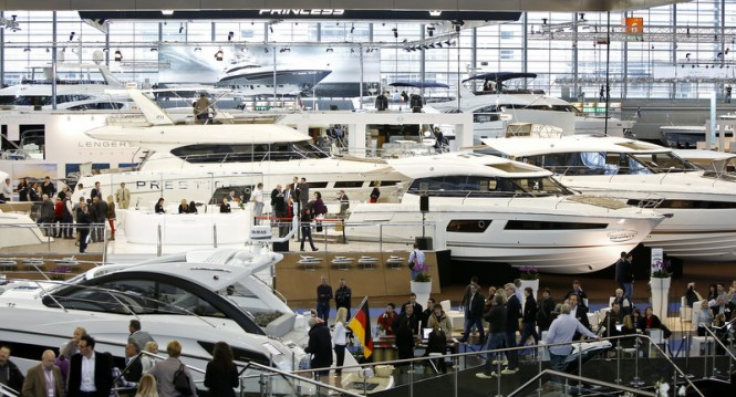 boot Dusseldorf 2013 - Photo credit to Messe Duesseldorf