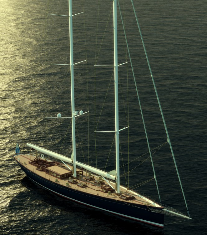 Luxury Schooner Dona Francisca