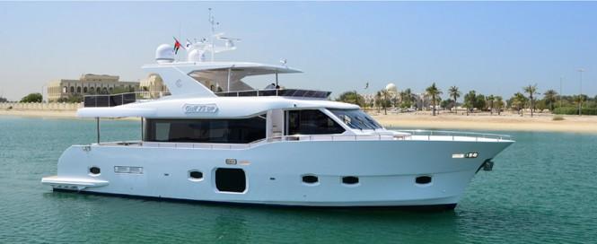 GULF 75 EXP Yacht