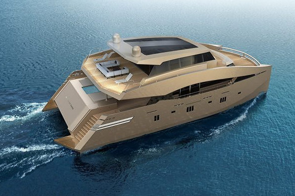90 Sunreef Power Yacht