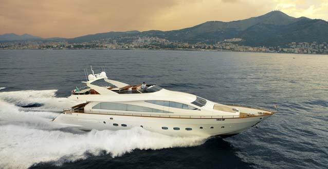 Amer 92 Yacht