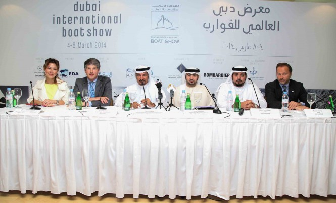 DIBS 2014 Press Conference