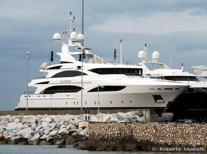 Illusion Yacht - Photo Roberto Malfatti