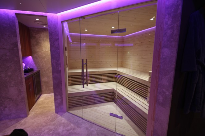 Luxury super yacht fitout by MJM