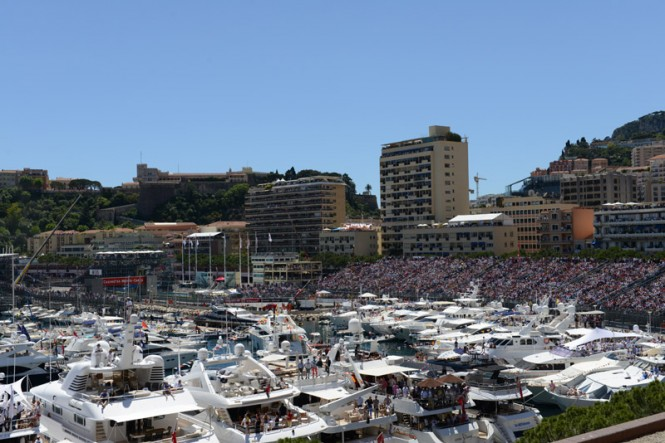 Monaco Grand Prix - Photo by Jean-Marc Follete - credit to Automobile Club de Monaco