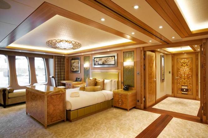 SOLANDGE Yacht - Cabin