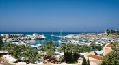 Sani Marina in the popular Eastern Mediterranean yacht charter location - Greece