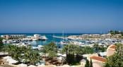 Sani Marina in the popular Eastern Mediterranean yacht charter location - Greece