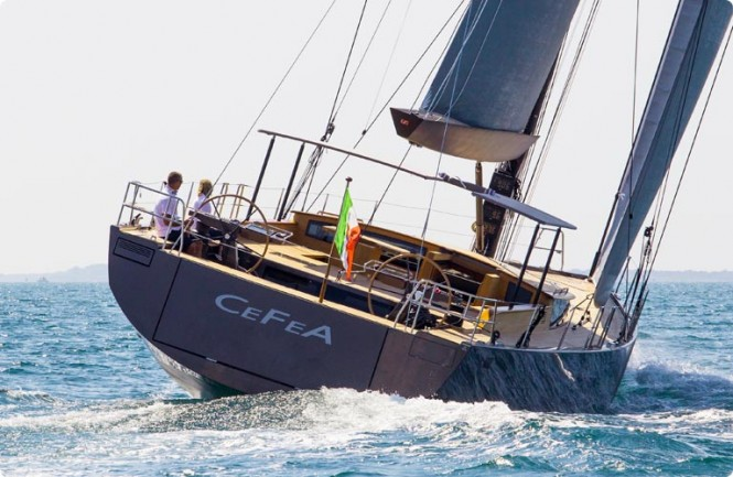 Solaris 72 Classic sailing yacht Cefea