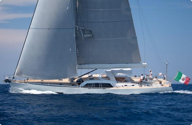 Solaris 72-Deck House Yacht