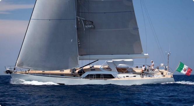 Solaris 72 Deck House Yacht