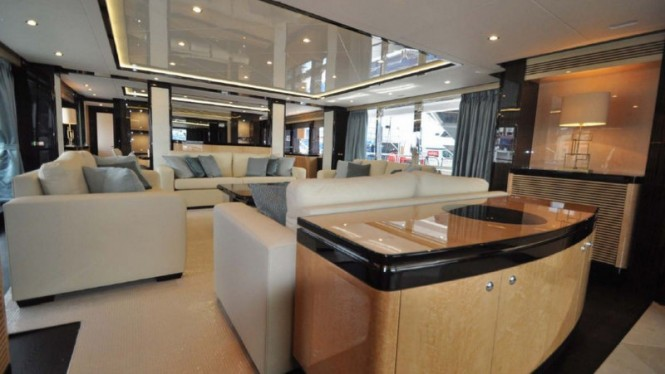 Sunseeker 40M superyacht Sea Raider V