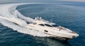 Superyacht Mangusta 110 by Overmarine Group