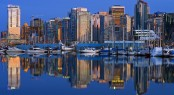 The fabulous Canada yacht charter location - Vancouver