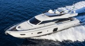 US debut for Ferretti 750 Yacht at Miami Yacht and Brokerage Show