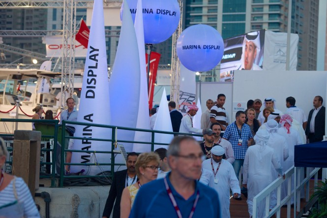 22nd Dubai International Boat Show
