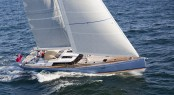 72ft Claasen luxury yacht Louise