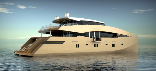 90 Sunreef Power yacht honored with the Golden Crown in the category Discovery of the year on the Russian market