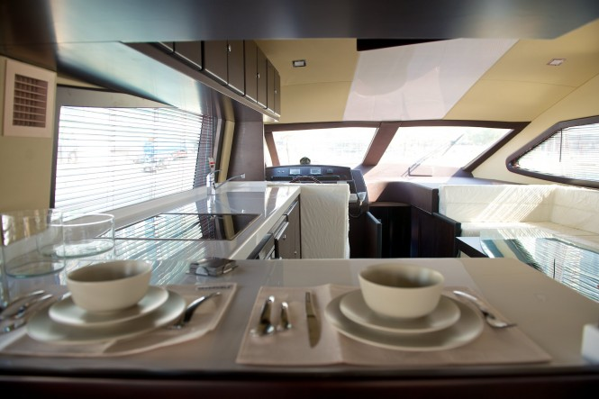 AS Marine 88 Yacht - Interior