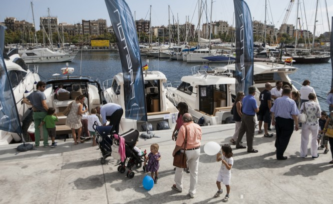 Barcelona International Boat Show 2013