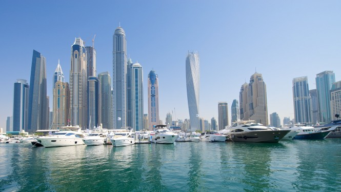 Dubai International Boat Show 2014 - Day 5